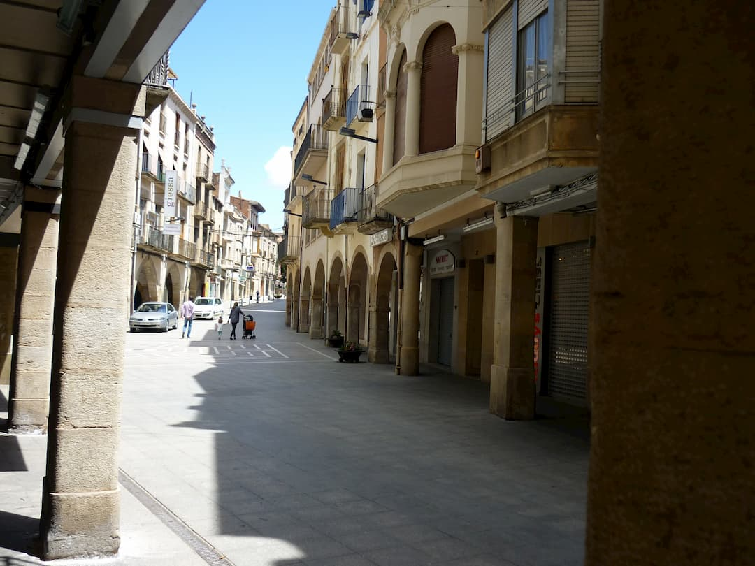 De location Maison Tàrrega
